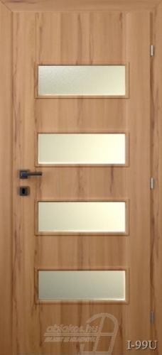 I99U beltéri ajtó minta