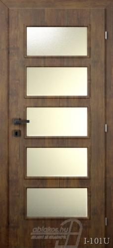I101U beltéri ajtó minta
