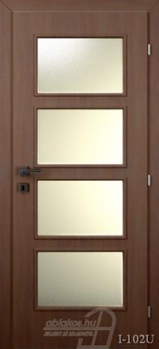 I102U beltéri ajtó minta