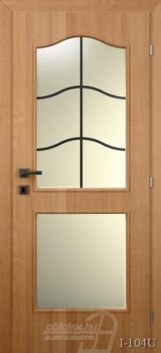 I104U beltéri ajtó minta