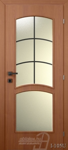 I105U beltéri ajtó minta