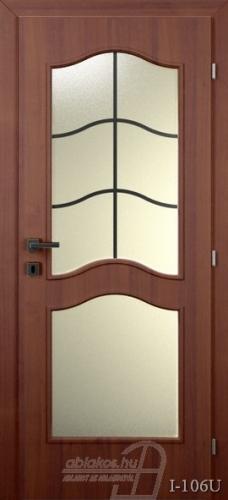 I106U beltéri ajtó minta