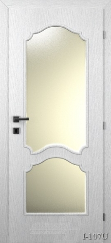 I107U beltéri ajtó minta