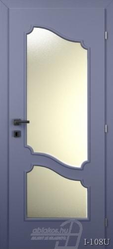 I108U beltéri ajtó minta