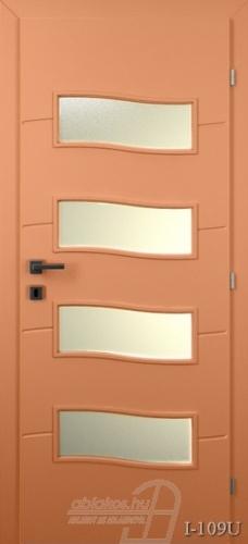 I109U beltéri ajtó minta