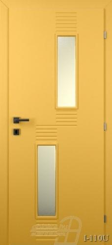 I110U beltéri ajtó minta