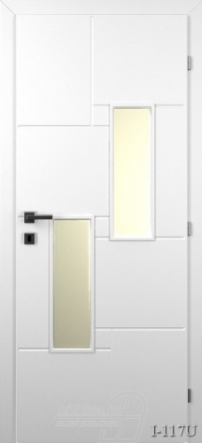 I117U beltéri ajtó minta