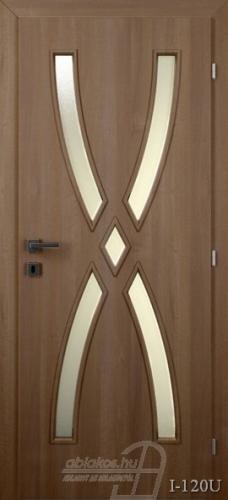 I120U beltéri ajtó minta
