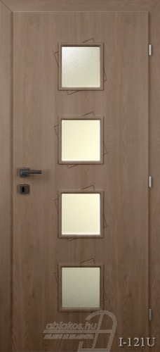 I121U beltéri ajtó minta