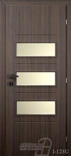 I123U beltéri ajtó minta