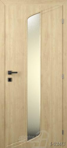 I124U beltéri ajtó minta