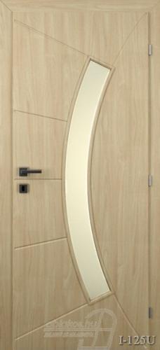 I125U beltéri ajtó minta