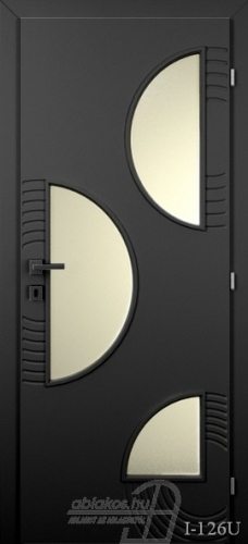 I126U beltéri ajtó minta