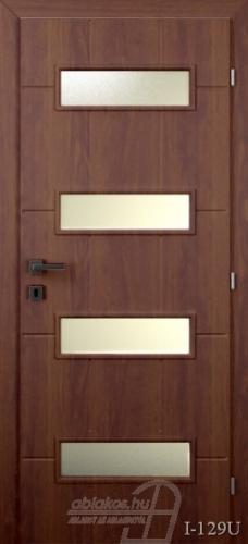 I129U beltéri ajtó minta