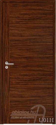 U1H beltéri ajtó minta