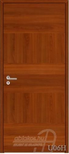 U06H beltéri ajtó minta