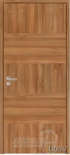 U06V beltéri ajtó minta