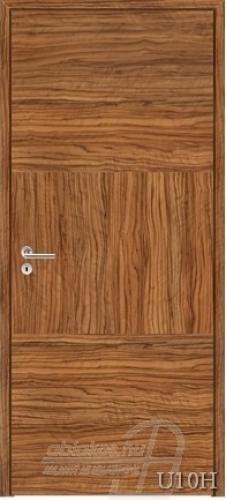 U10H beltéri ajtó minta