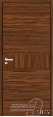 U11V beltéri ajtó minta