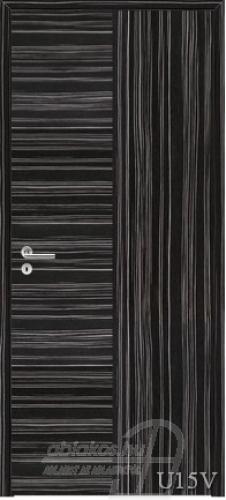 U15V beltéri ajtó minta