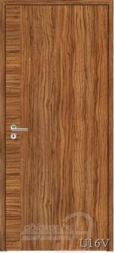 U16V beltéri ajtó minta