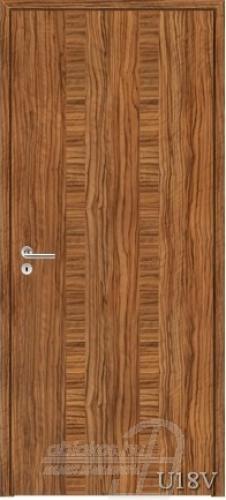 U18V beltéri ajtó minta