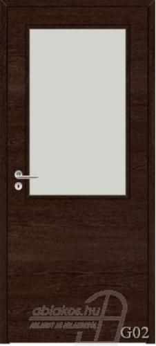 G02 beltéri ajtó minta