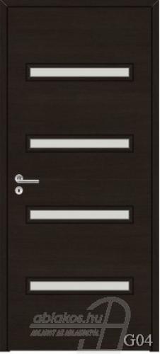 G04 beltéri ajtó minta