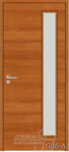 G06-A beltéri ajtó minta
