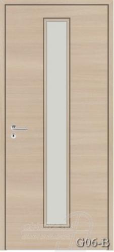 G06-B beltéri ajtó minta