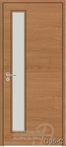 G06-C beltéri ajtó minta