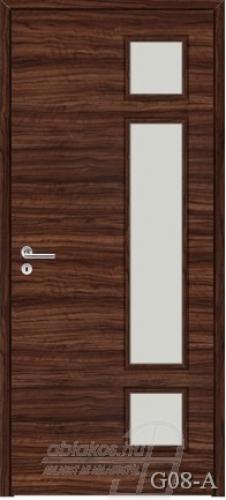 G08-A beltéri ajtó minta
