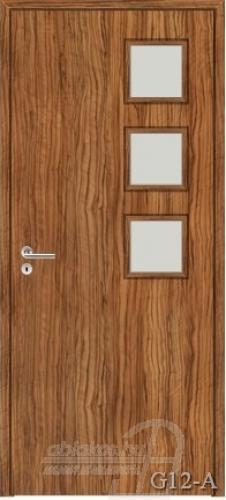 G12-A beltéri ajtó minta