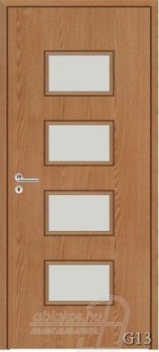 G13 beltéri ajtó minta