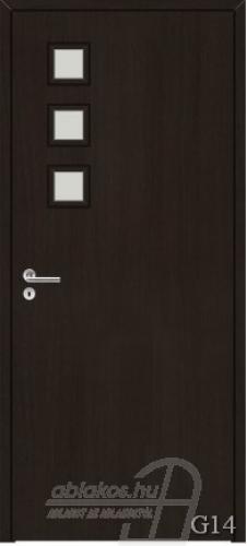 G14 beltéri ajtó minta