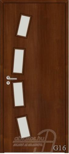 G16 beltéri ajtó minta