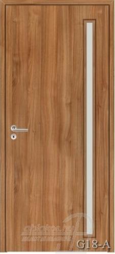 G18-A beltéri ajtó minta