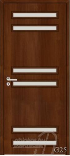 G25 beltéri ajtó minta