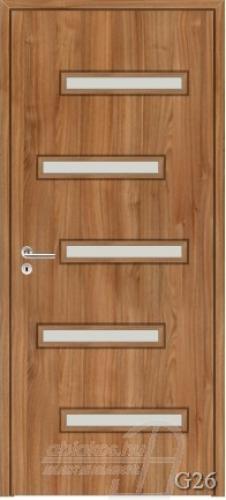 G26 beltéri ajtó minta