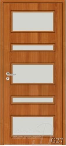 G27 beltéri ajtó minta