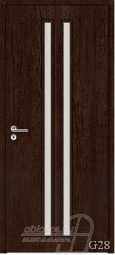 G28 beltéri ajtó minta