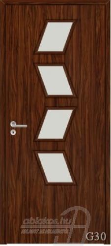 G30 beltéri ajtó minta