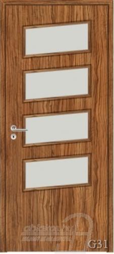G31 beltéri ajtó minta