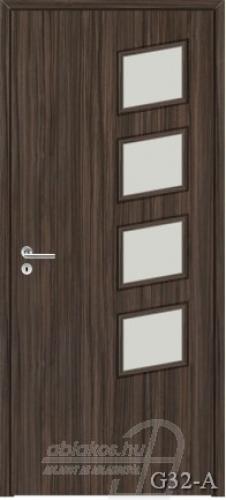 G32-A beltéri ajtó minta