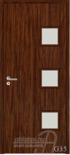 G35 beltéri ajtó minta