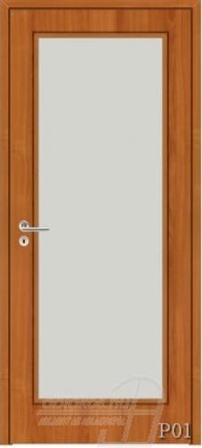 P01 beltéri ajtó minta