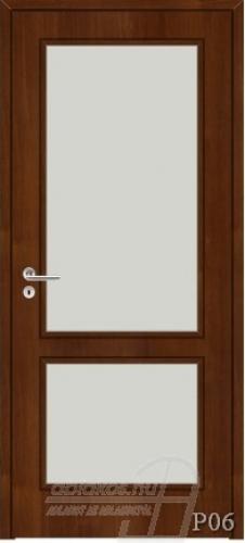 P06 beltéri ajtó minta