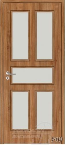 P09 beltéri ajtó minta