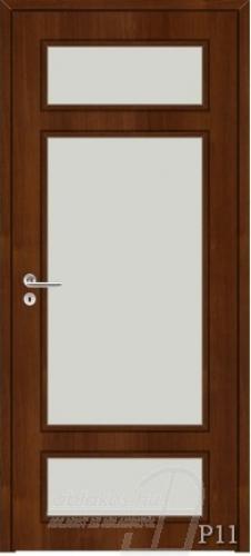 P11 beltéri ajtó minta