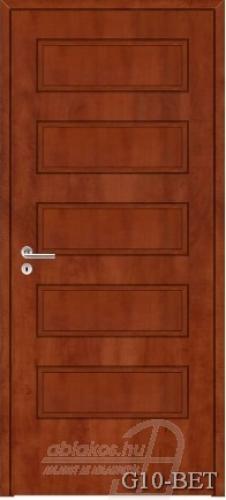 G10-BET beltéri ajtó minta